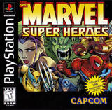 Marvel Super Heroes (PlayStation)