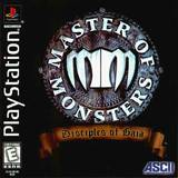 Master of Monsters: Disciples of Gaia (PlayStation)