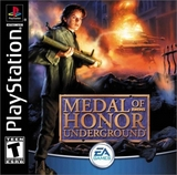 Medal of Honor: Underground (PlayStation)