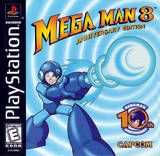 Mega Man 8 : Anniversary Collector's Edition (PlayStation)