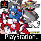 Mega Man Battle & Chase (PlayStation)