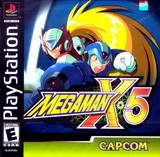 Mega Man X5 (PlayStation)