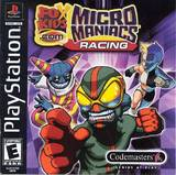 Micro Maniacs Racing (PlayStation)