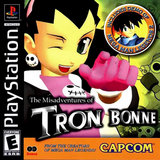 Misadventures of Tron Bonne, The (PlayStation)