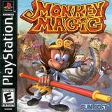 Monkey Magic (PlayStation)
