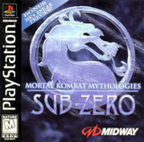 Mortal Kombat Mythologies: Sub-Zero (PlayStation)