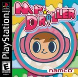 Mr. Driller (PlayStation)