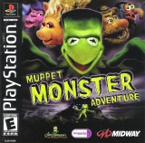 Muppet Monster Adventure (PlayStation)