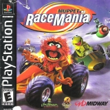 Muppet Race Mania (PlayStation)