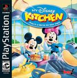 My Disney Kitchen (PlayStation)
