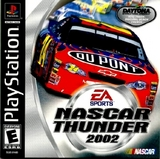 NASCAR Thunder 2002 (PlayStation)