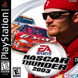 NASCAR Thunder 2003 (PlayStation)