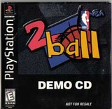 NBA 2 Ball (PlayStation)