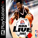 NBA Live 2002 (PlayStation)