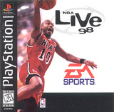 NBA Live 98 (PlayStation)