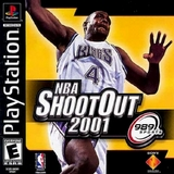 NBA ShootOut 2001 (PlayStation)
