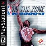 NBA: In the Zone 2000 (PlayStation)