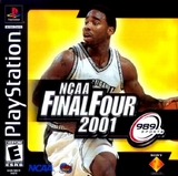 NCAA Final Four 2001 (PlayStation)