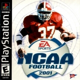 NCAA Football 2001 (PlayStation)