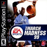 NCAA March Madness '99 (PlayStation)