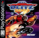 NFL Blitz 2000 (PlayStation)