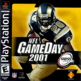 NFL GameDay 2001 (PlayStation)