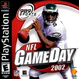 NFL GameDay 2002 (PlayStation)