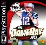 NFL GameDay 2003 (PlayStation)