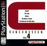 Namco Museum Vol. 4 (PlayStation)