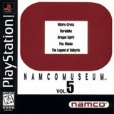 Namco Museum Vol. 5 (PlayStation)