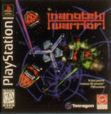 Nanotek Warrior (PlayStation)