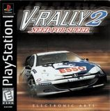 Need for Speed: V-Rally 2 (PlayStation)
