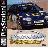 Need for Speed: V-Rally (PlayStation)