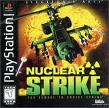 Nuclear Strike (PlayStation)