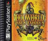 Oddworld: Abe's Exoddus (PlayStation)