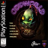 Oddworld: Abe's Oddysee (PlayStation)