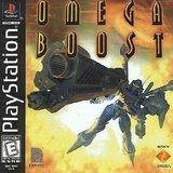 Omega Boost (PlayStation)