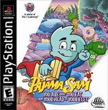 Pajama Sam: You Are What You Eat from Your Head to Your Feet (PlayStation)