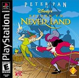 Peter Pan in Disney's Return to Never Land (PlayStation)