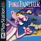 Pink Panther: Pinkadelic Pursuit (PlayStation)