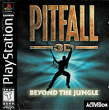 Pitfall 3D: Beyond the Jungle (PlayStation)