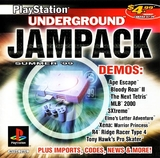 PlayStation Underground Jampack -- Summer 1999 (PlayStation)