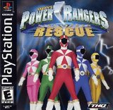 Power Rangers: Lightspeed Rescue (PlayStation)