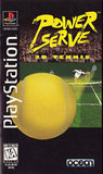 Power Serve Tennis (PlayStation)