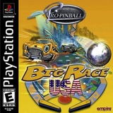 Pro Pinball: Big Race USA (PlayStation)
