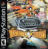 Pro Pinball: Fantastic Journey (PlayStation)