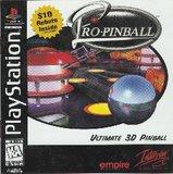Pro Pinball (PlayStation)