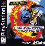 Psychic Force (PlayStation)