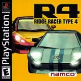 R4: Ridge Racer Type 4 (PlayStation)