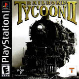 Railroad Tycoon II (PlayStation)